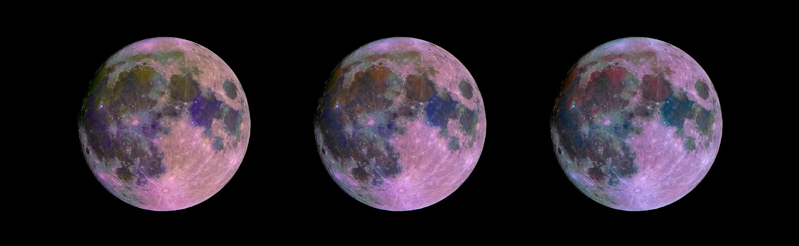 Moon- Venus Encounter