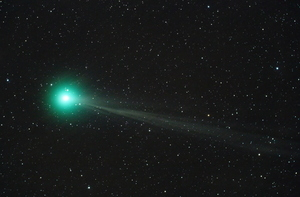 Comet Lemmon C/2012 F6 & Time-lapse video