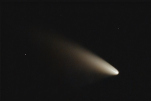Comet PanSTARRS on 03-Mar-2013 & Time-lapse video