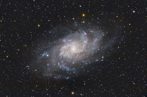 Triangulum Galaxy (Messier 33)