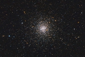 Cat's Eye Globular Cluster (Messier 4) from the suburbs