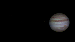 Jupiter near 2010 opposition