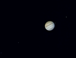 Jupiter and Satellites