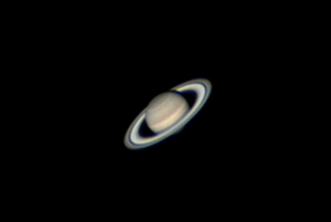Saturn with canon  6D