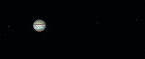jupiter and galilean satellites
